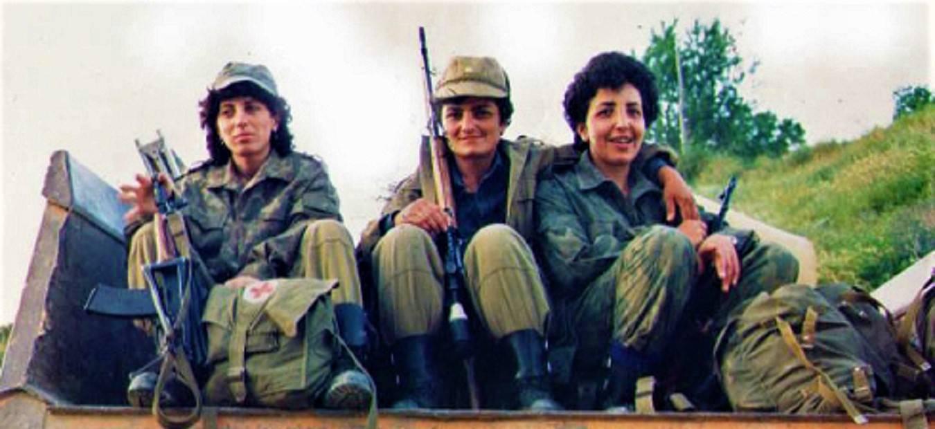 Арцахский конфликт: женские истории